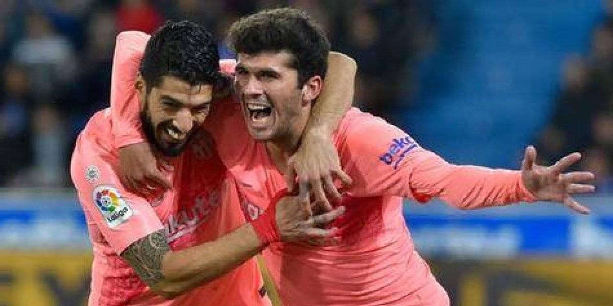 Barcelona gana partido clave camino al título