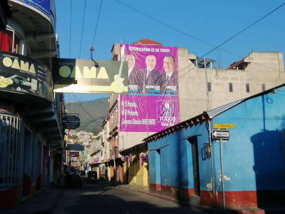 Campaña Todos Totonicapán