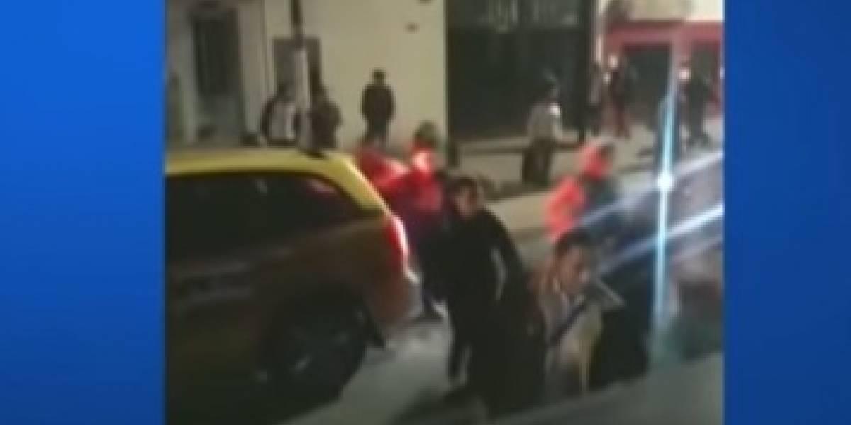 """La """"avalancha de colados"""" que encontró una usuaria de TransMilenio"""