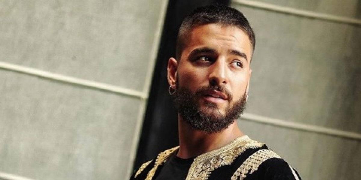"""Confunden a Maluma con el """"hombre más guapo del mundo"""""""