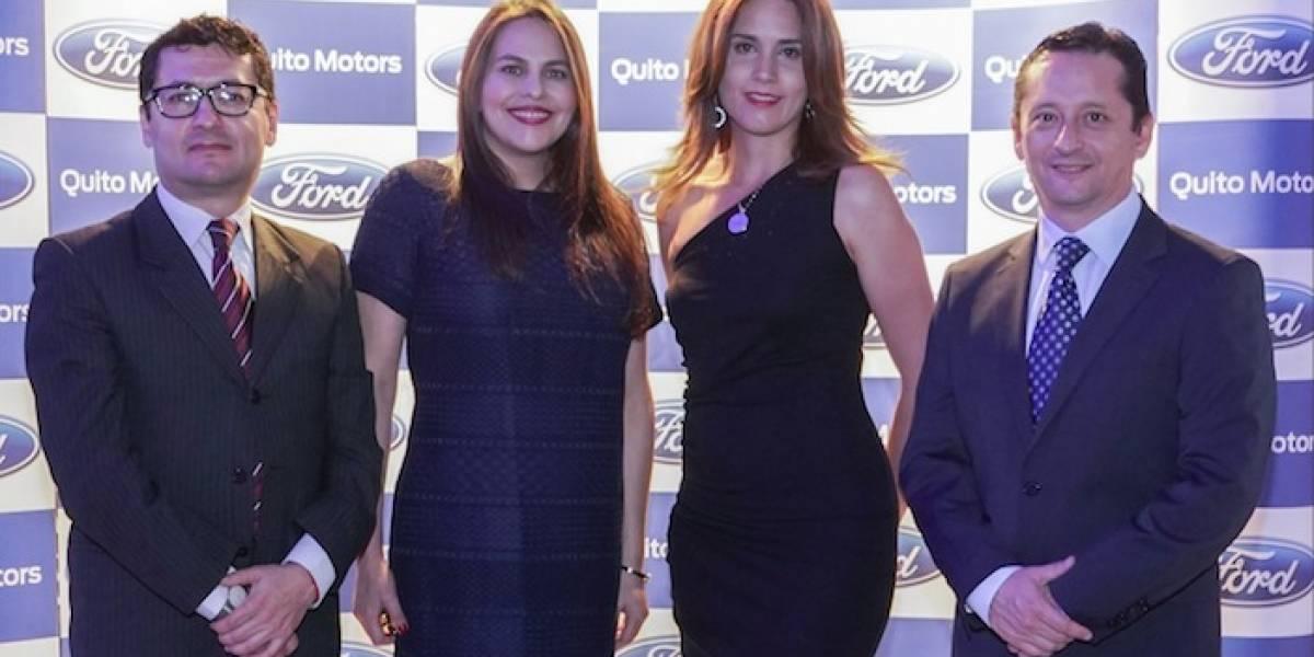 Quito Motors lanza nueva Ford Mondeo 2019