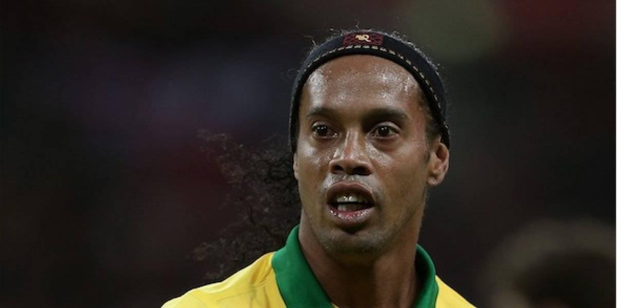 La jugada de fantasía que dejó con la boca abierta a Ronaldinho Gaúcho