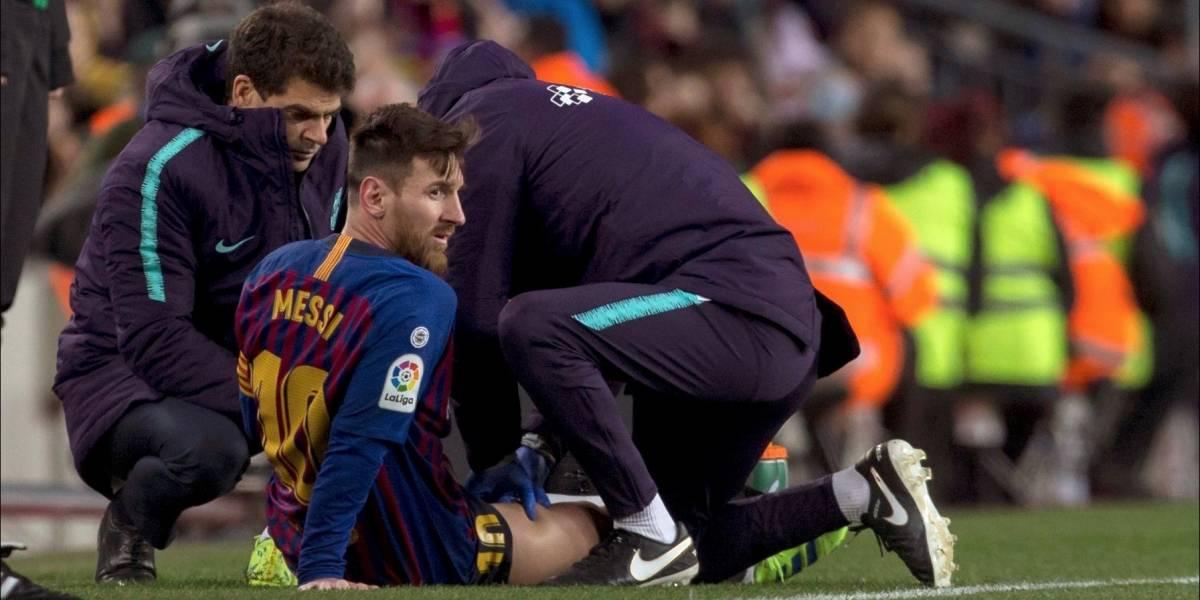 La importante razón por la que Lionel Messi no jugó de titular contra el Alavés