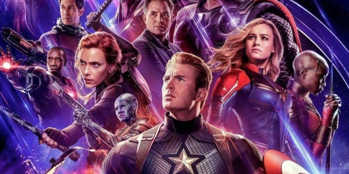 'Avengers: Endgame' rompe histórico récord a nivel de cine mundial