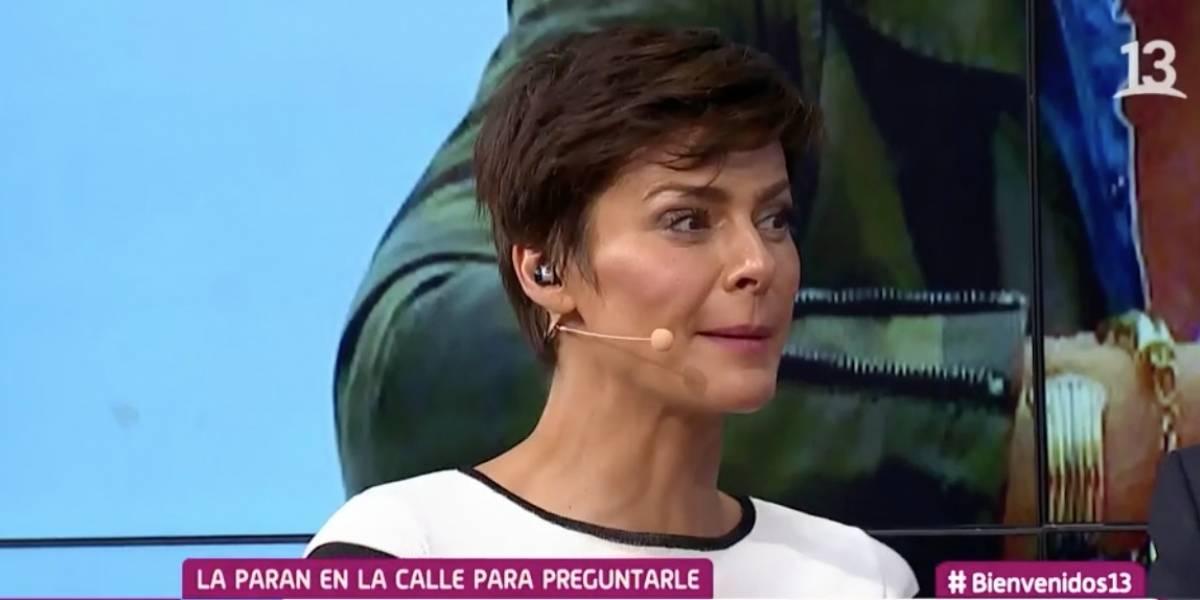 """La foto con que la """"profe"""" Tonka Tomicic se ríe de su episodio con el """"pupilo"""" Juan Cristobal Guarello"""
