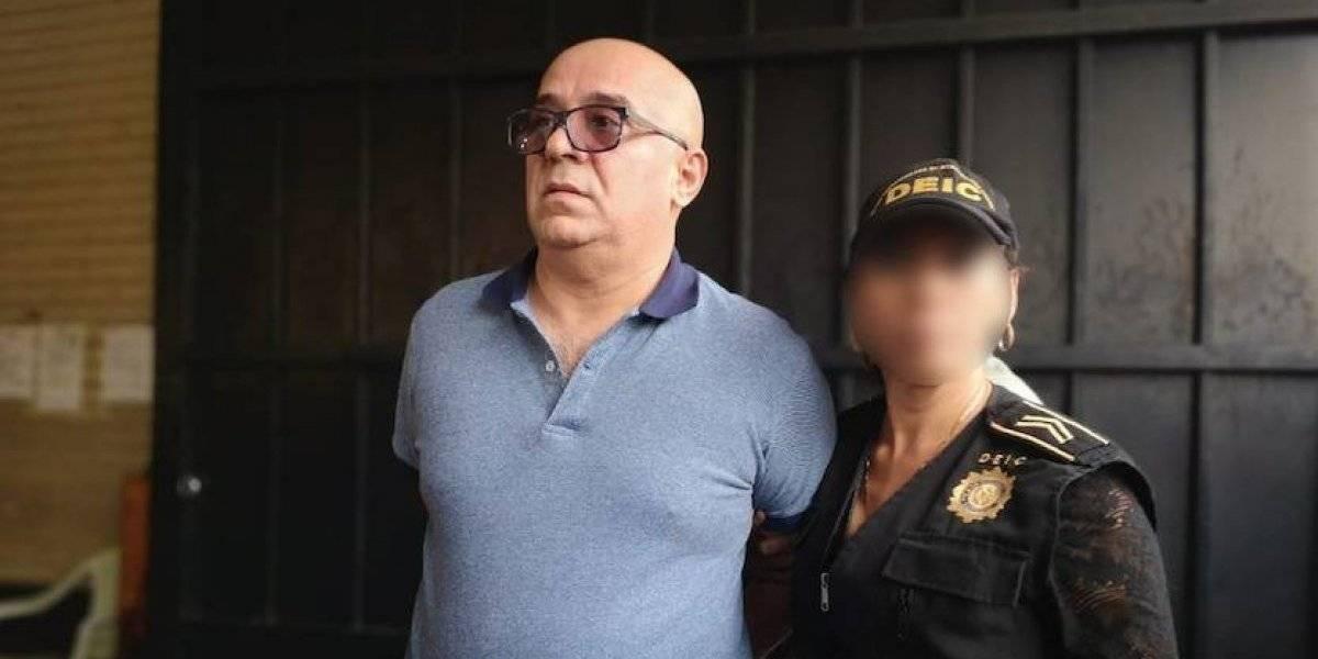 Capturan a Jorge Villavicencio, exministro de Salud Pública