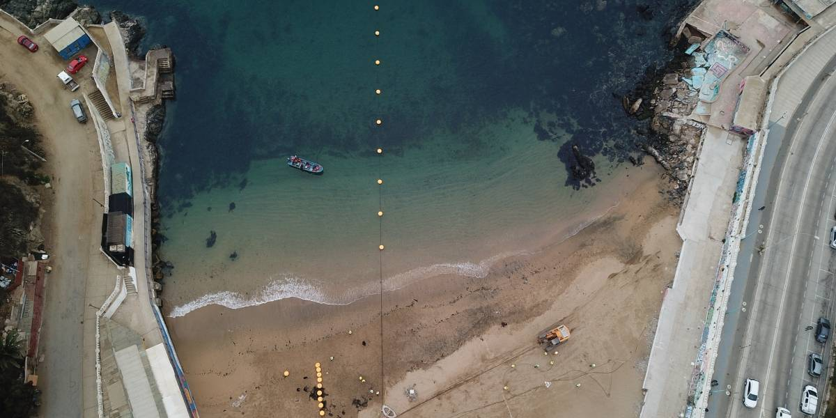Cable Curie de Google llegó a Chile y ya conecta California con Valparaíso
