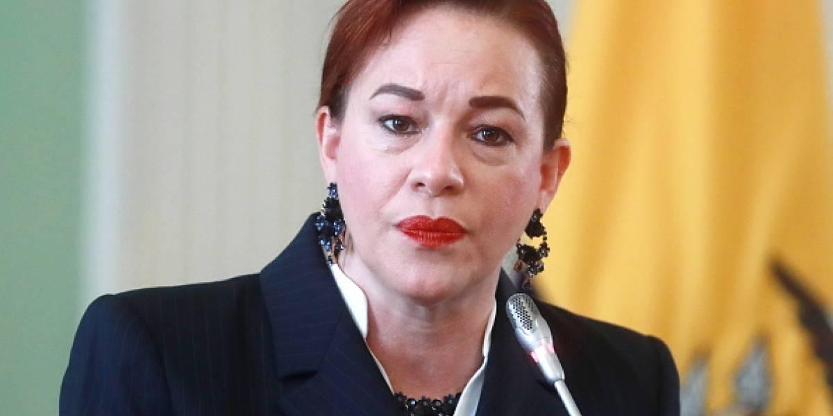 Comisión de Fiscalización de la Asamblea Nacional admite a trámite juicio político a María Fernanda Espinosa