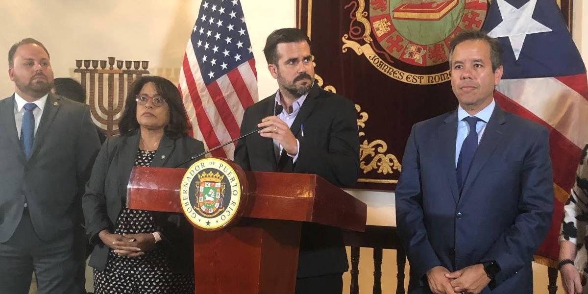 Rosselló presenta medida para prohibir terapias de conversión