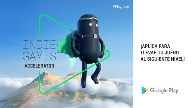 Google lanza una convocatoria especial para  desarrolladores latinos de videojuegos de Android
