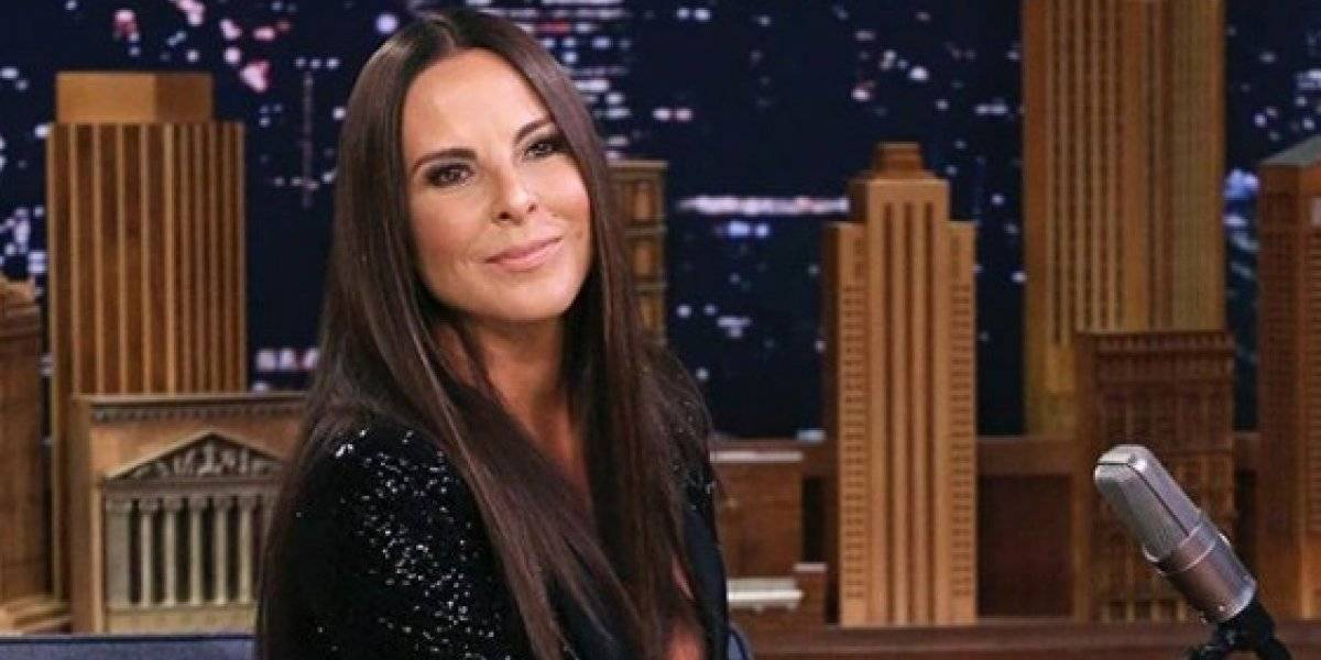 "Kate del Castillo reveló candentes detalles de sus encuentros íntimos con ""Canelo"" Álvarez"