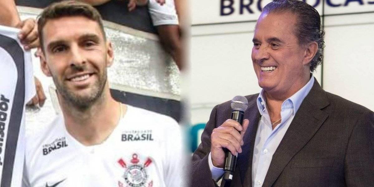 La divertida respuesta de Mauro Boselli a Raúl Orvañanos