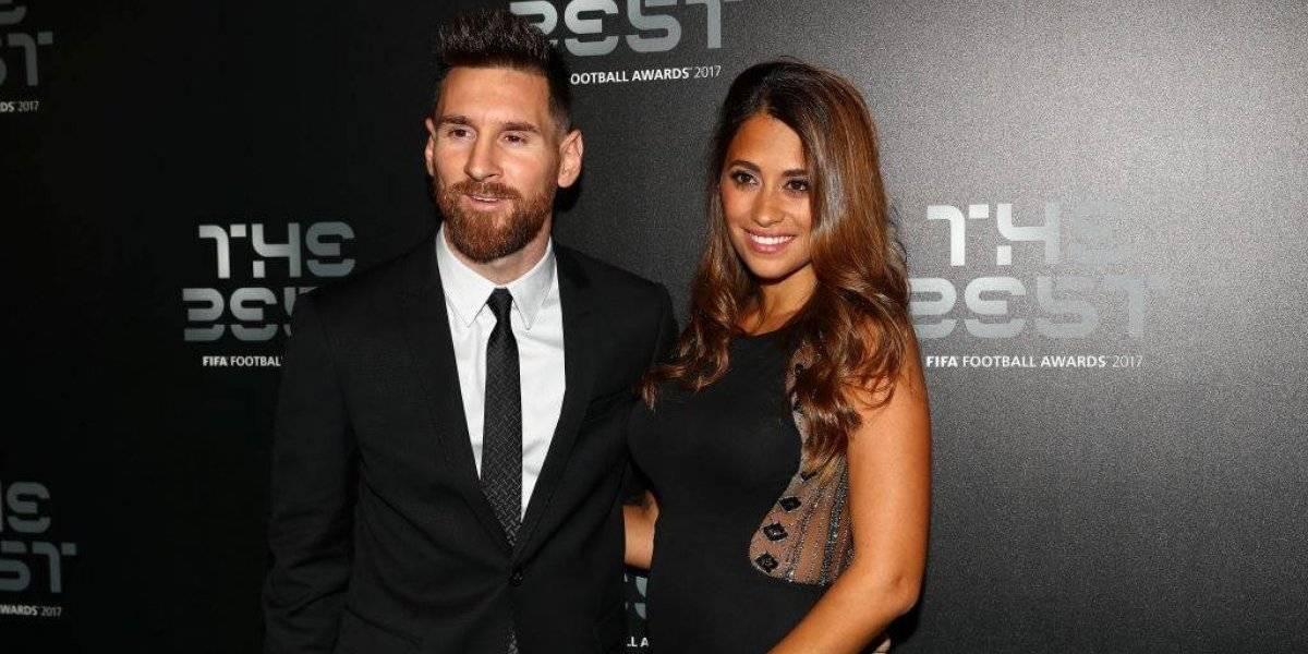 El emotivo festejo de Lionel Messi con sus hijos - Somos Deporte