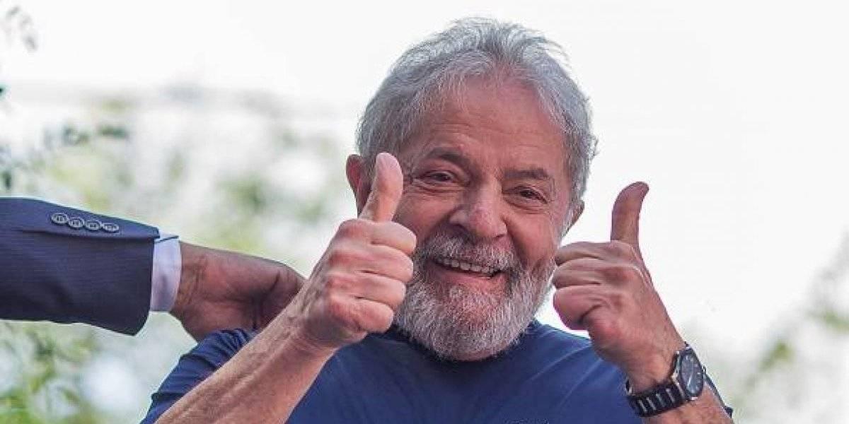 Reducen condena de Lula Da Silva a ocho años y diez meses de cárcel
