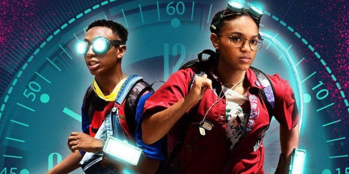 Nos vemos ayer: la nueva película de Netflix que mezcla viajes en el tiempo y violencia racial