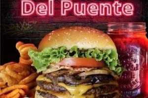 Participantes en el Burger Town 2019
