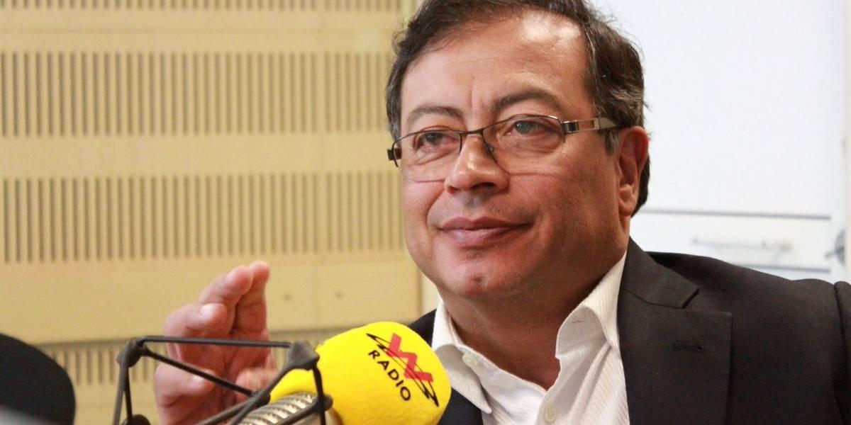 """La reacción de Petro a """"traición"""" de su exfuncionario que ahora está con Claudia López"""