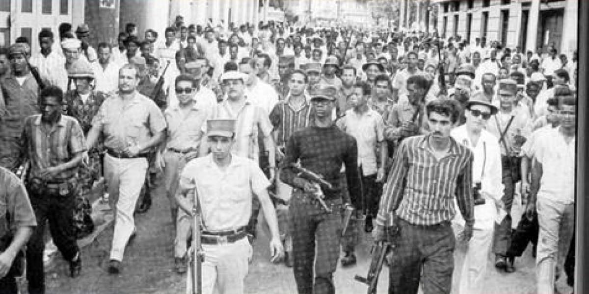 """""""La Revolución de Abril"""" contada en documentales"""