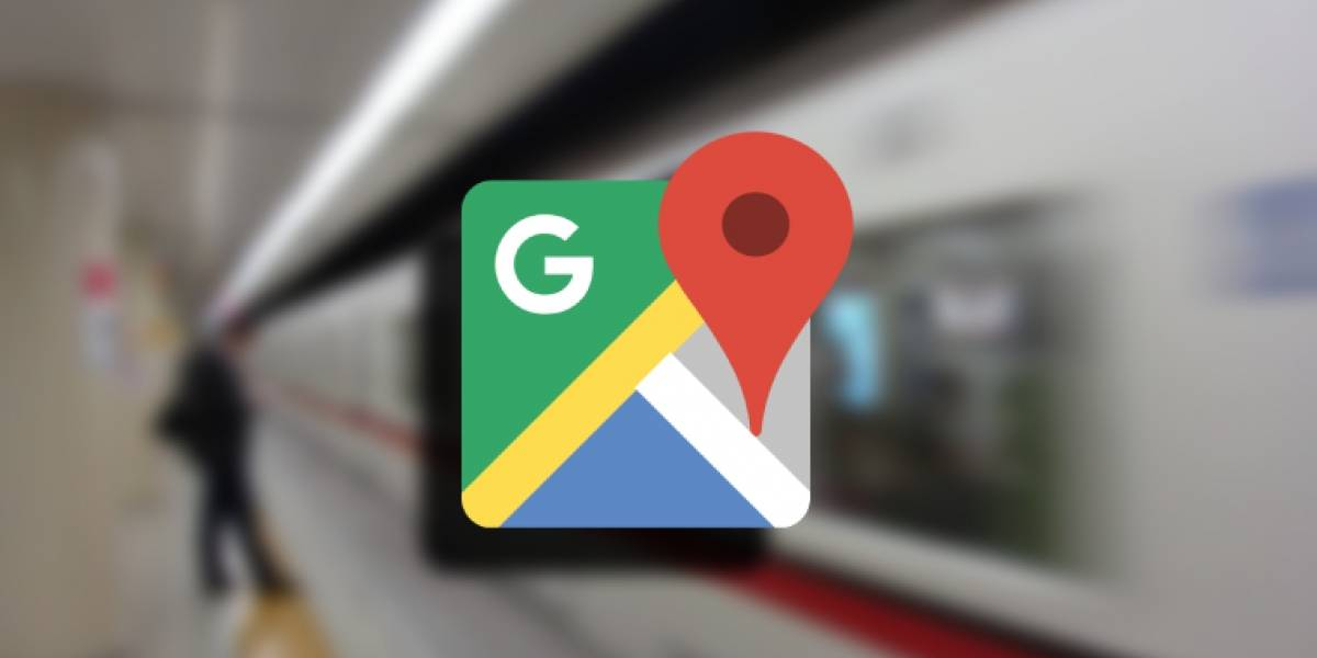 Google Maps te dejará saber si las estaciones del Metro están llenas de personas