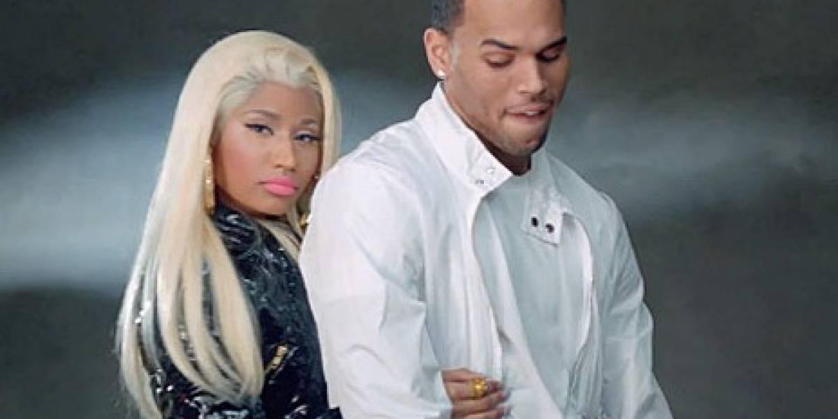 Chris Brown e Nicki Minaj sairão juntos em turnê