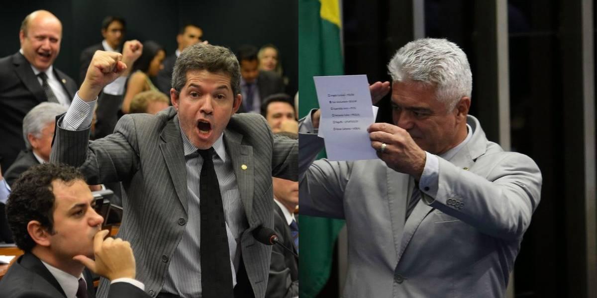 Líderes do PSL criticam Olavo de Carvalho e defendem Mourão