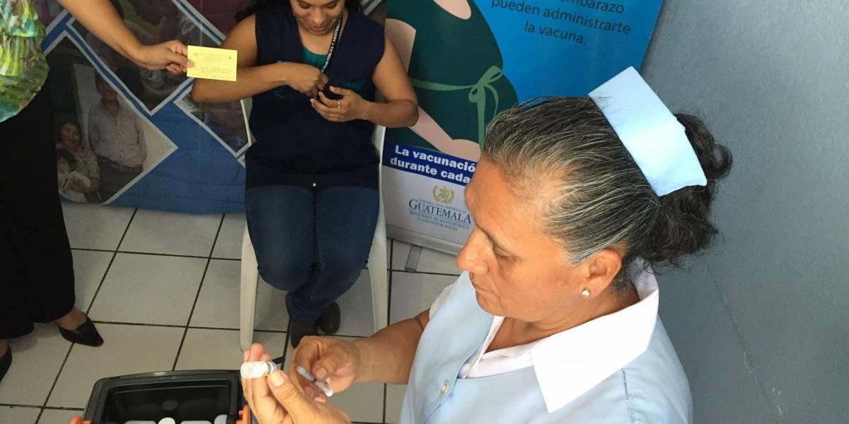 Pretenden vacunar a 700 mil personas contra la tosferina, tétanos y difteria
