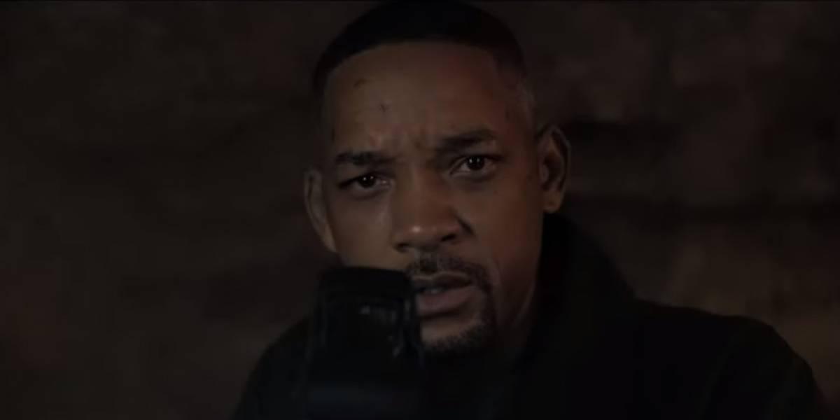 En video: Will Smith lanzó tráiler de la película que filmó en Cartagena