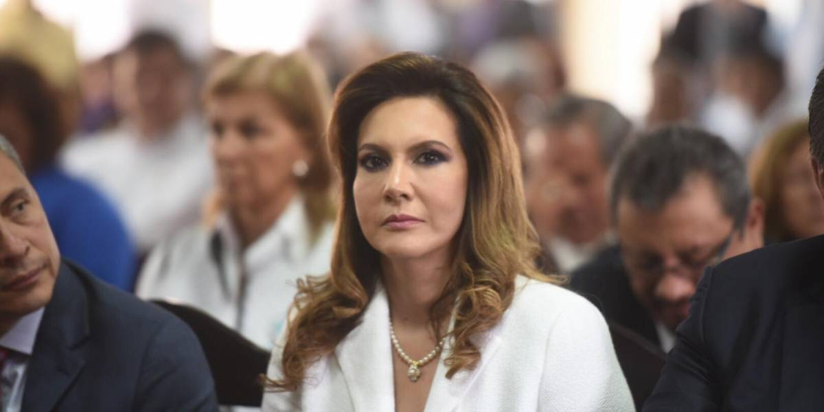 Candidatura de Zury Ríos será cancelada este miércoles