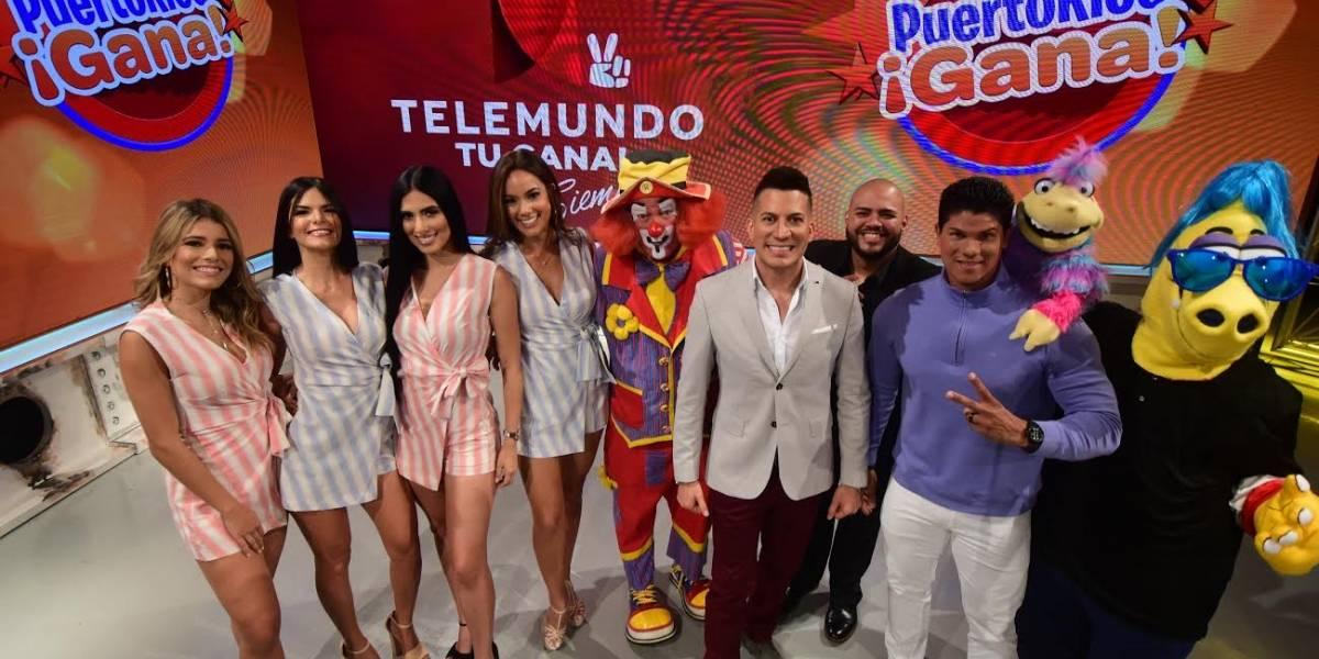 DJ boricua cumple sueño de conducir su propio programa en Telemundo
