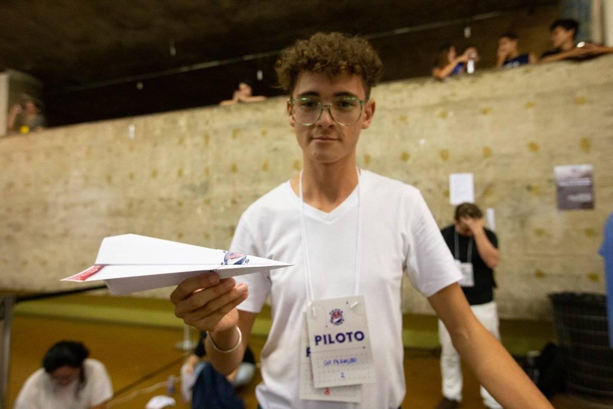 Guilherme Françoso venceu distância André Porto/Metro