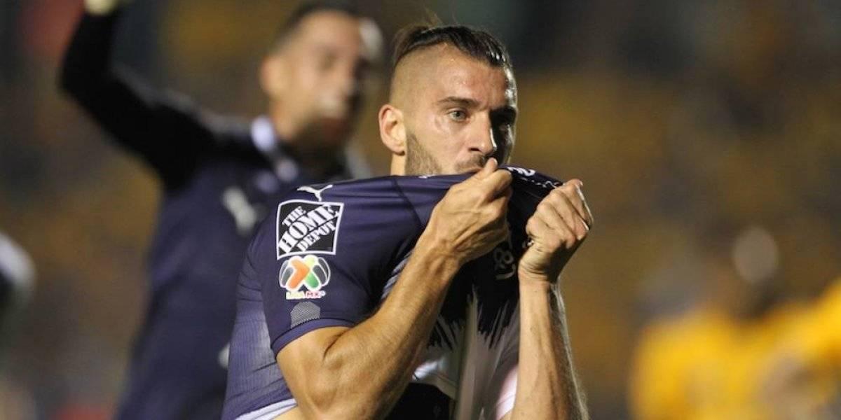 Monterrey toma ventaja sobre Tigres en la final de la Concachampions