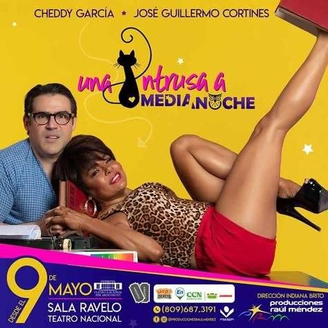 Cheddy García