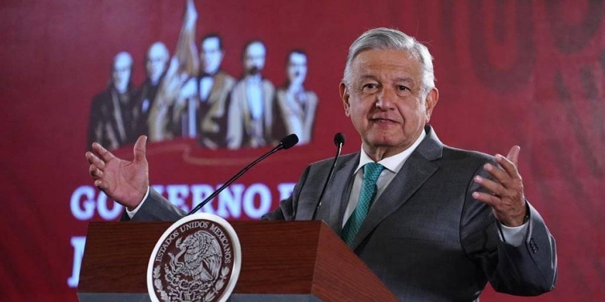 """""""No vamos a caer en provocaciones"""", responde AMLO a Trump"""