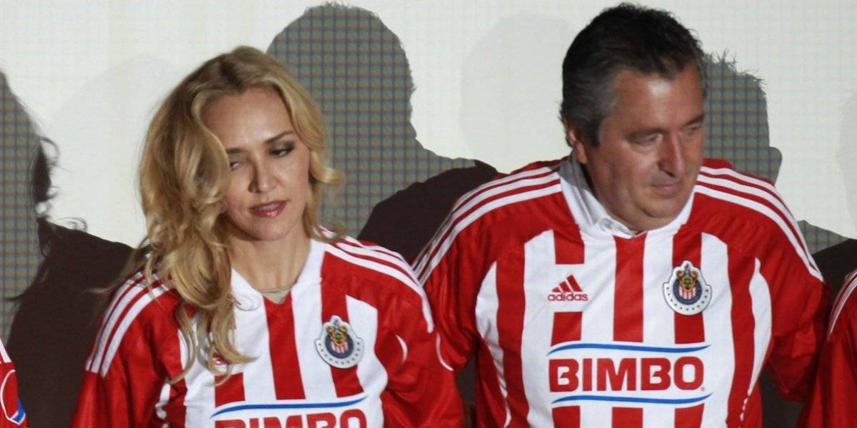 Angélica Fuentes confirma estado de salud crítico de Jorge Vergara