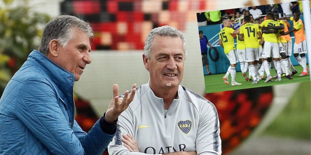 A Mateus Uribe lo están tentando desde el fútbol argentino
