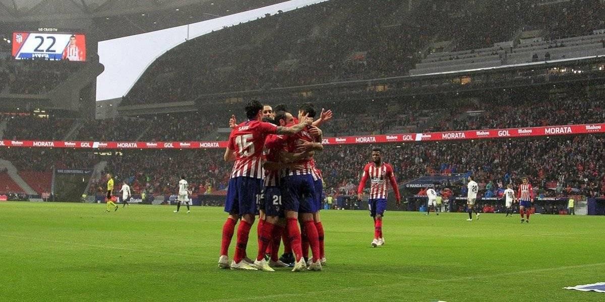 La Liga: el alirón del Barcelona se aplaza tras la victoria del Atlético de Madrid