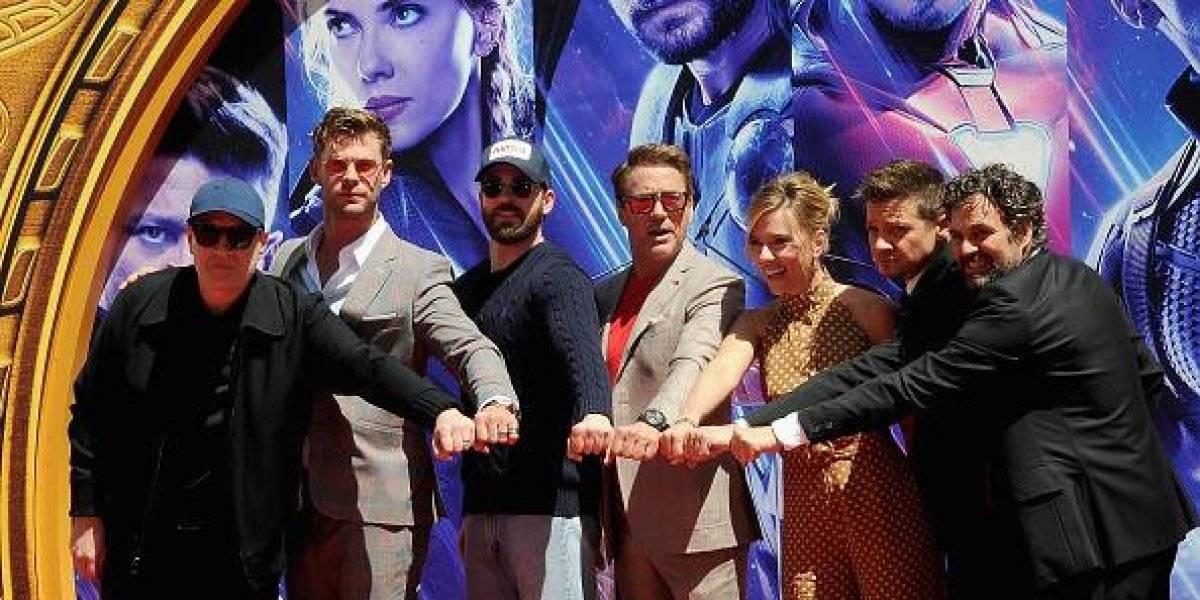 Avengers: El personaje que sorprendió la gala de End Game