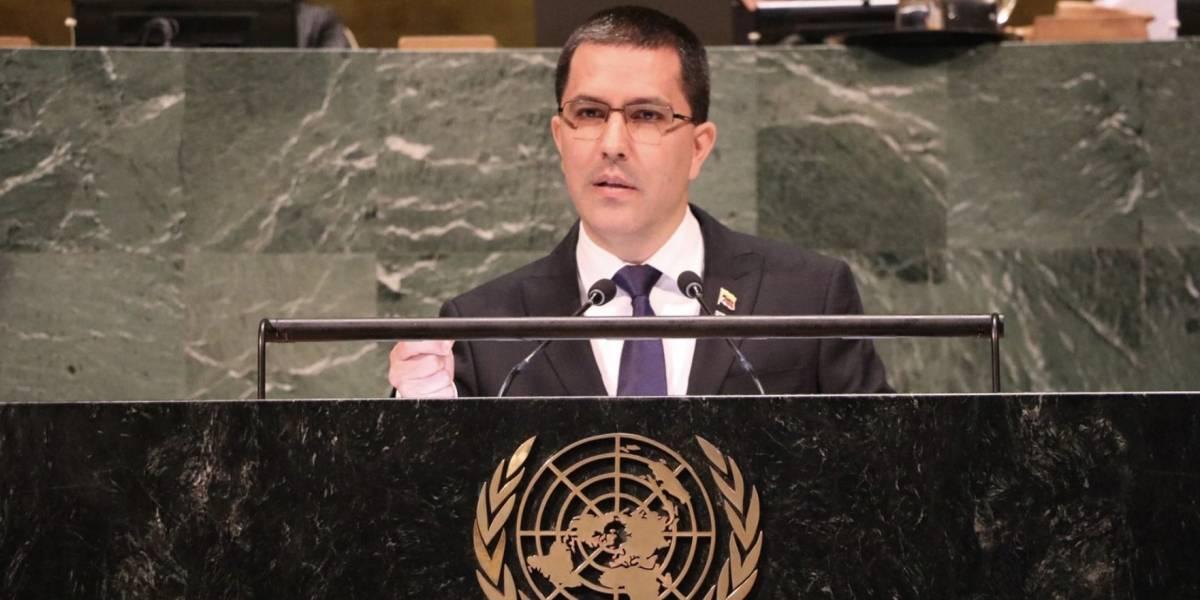 Boicot al canciller venezolano en la Asamblea General de la ONU