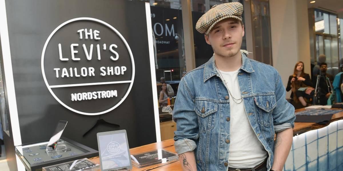 Brooklyn Beckham emplaca trabalho de fotógrafo na revista 'Tatler'