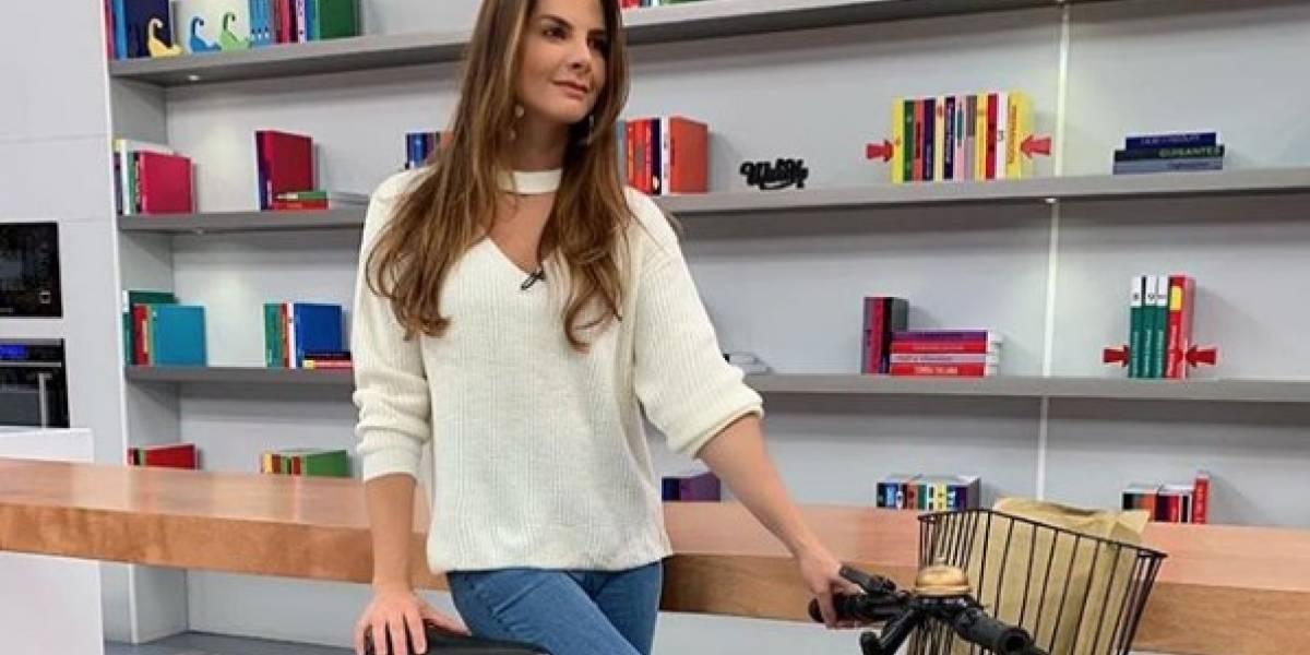 Empresa de Carolina Cruz cayó en la quiebra y pocos se habían enterado