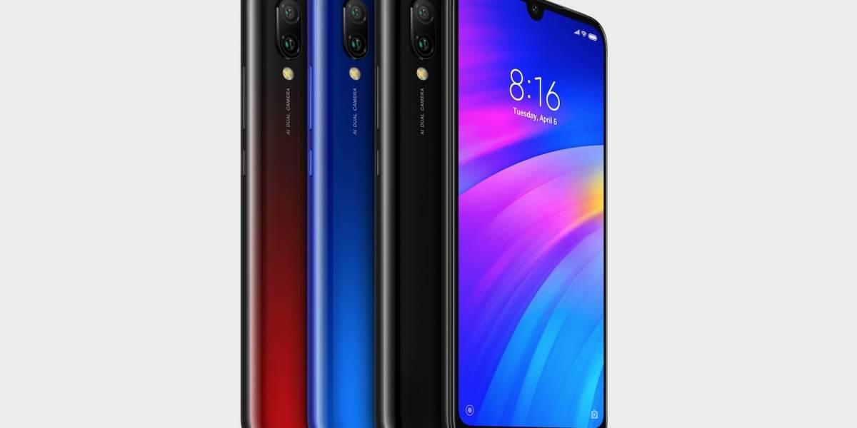 Se lanza en Chile el Xiaomi Redmi 7, un celular que amenaza directamente las ambiciones de Huawei y Samsung