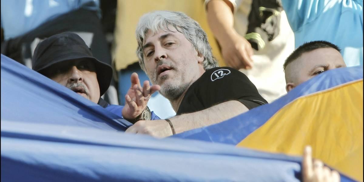 Líder de la barra brava de Boca Juniors deportado ya había estado en Colombia protagonizando disturbios