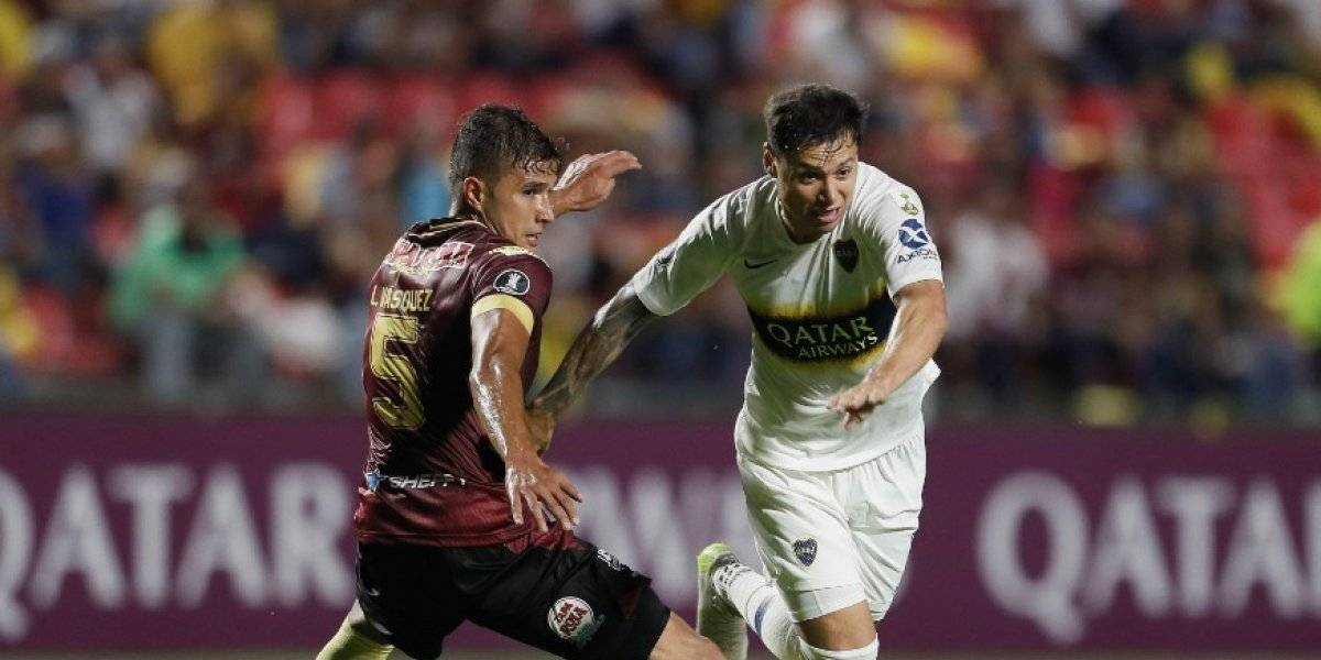 Tolima quedó virtualmente eliminado de la Copa Libertadores