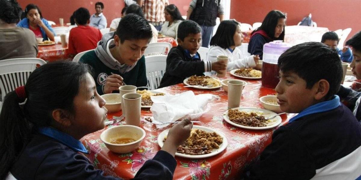 Para 2020 se espera que todas las escuelas tengan desayunos calientes: DIF
