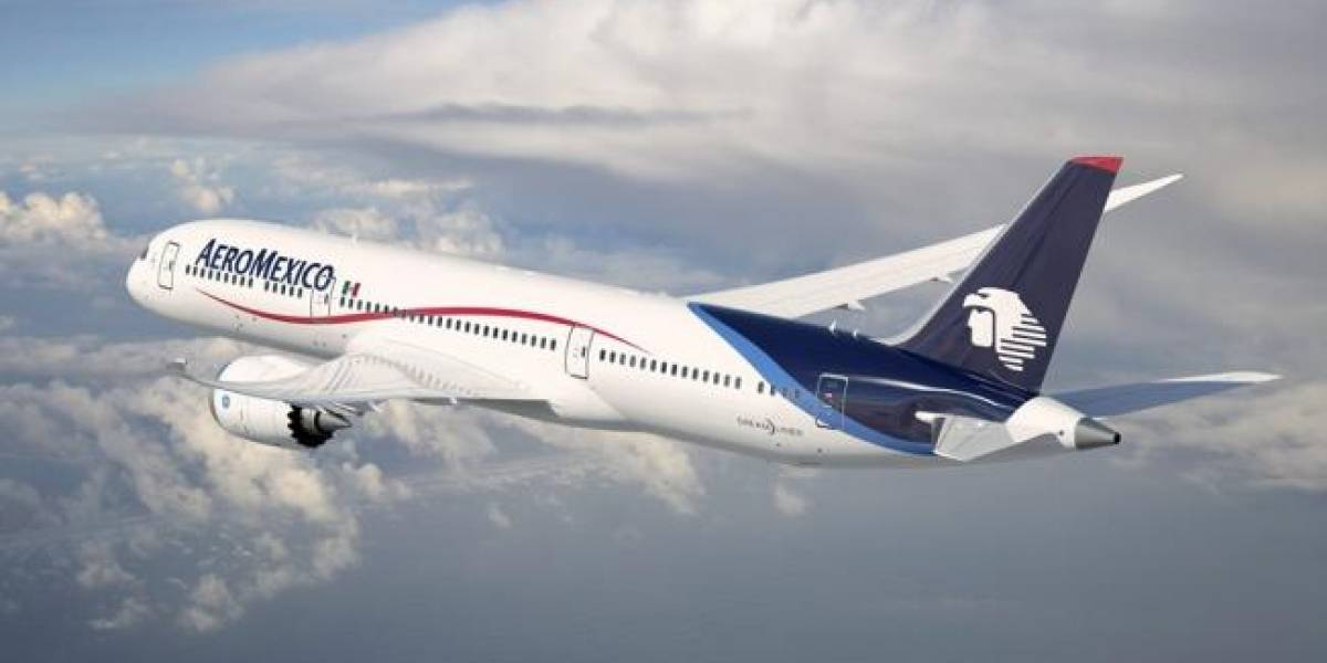 Aeroméxico busca incrementar sus ventas por Internet por medio de una nueva campaña