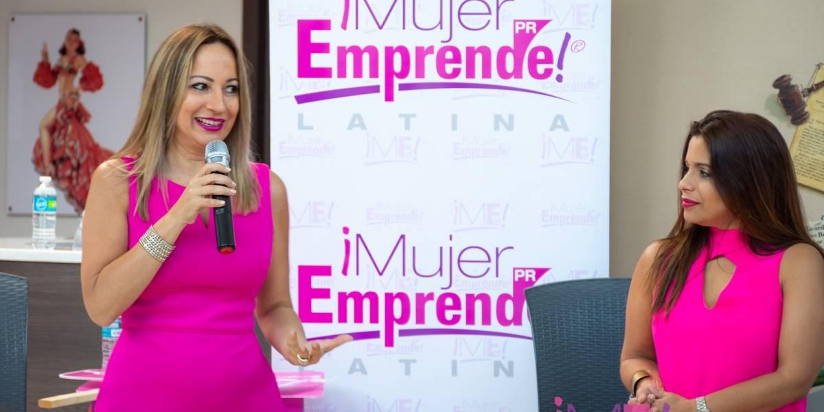 Mujer Emprende Latina presenta evento para Digitalizar a emprendedoras