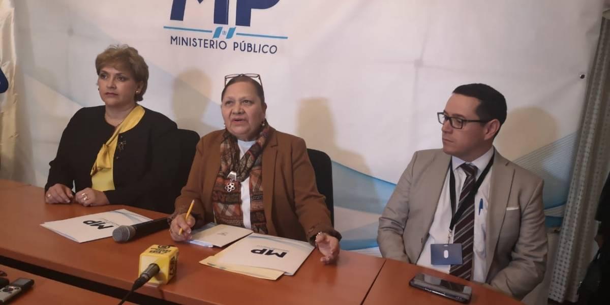 MP analiza abrir investigación por reuniones del Presidente y Mario Estrada