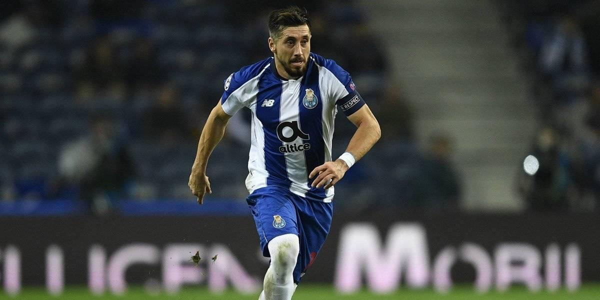 Porto recibe multa por culpa de Héctor Herrera