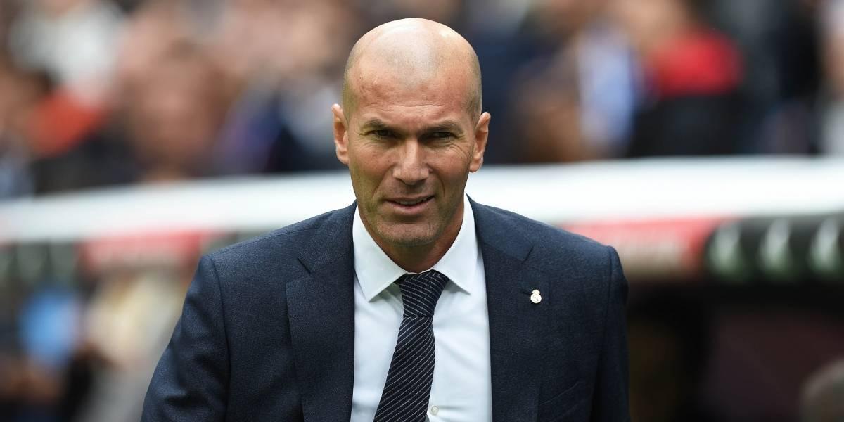 'Tenemos 33 Ligas. ¿Cuantas tiene el Barcelona?': Zidane