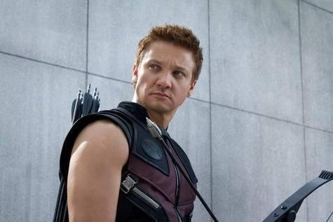 Hawkeye es un skrull